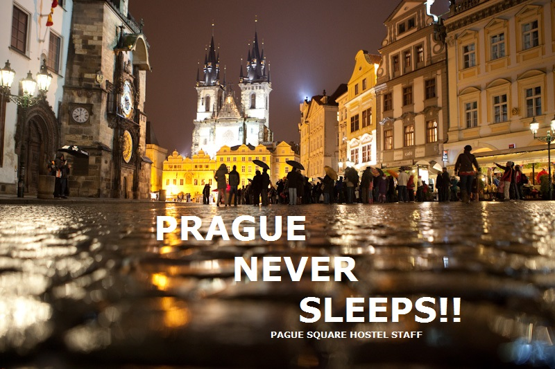 Old Prague Hostel Picture Photo Gallery